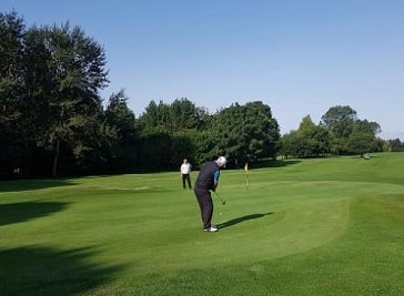 Sutton Park Golf Course in Hull